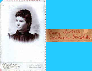 Nancy Isobelle (McCaslin) Blackketter