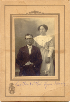Luther & Ethel Lynn Glover