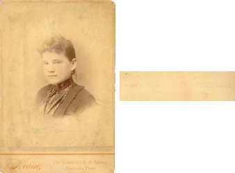 Nannie Clemons Moxley