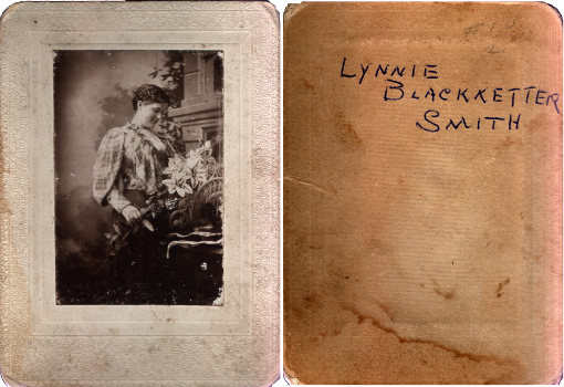 Linnie (Blackketter) Smith
