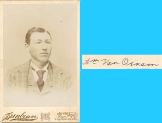 Wm. Van Ornam