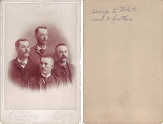 George White & 3 brothers