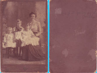 Mrs. J. T. Yarley & Children